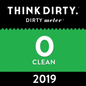 Think Dirty Rated 0 - 2019