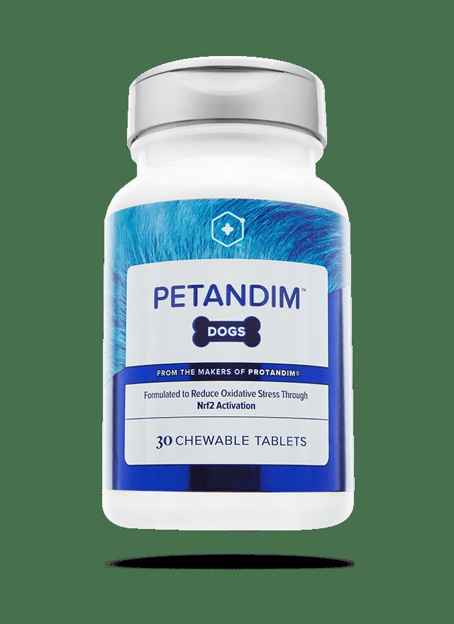 Bottle of Petandim