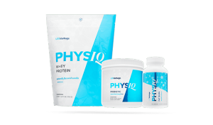 contents of physiq system