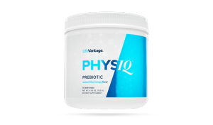 Tub of PhysIQ Prebiotic