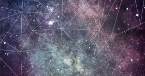 Purple, Pink and Blue Nebula