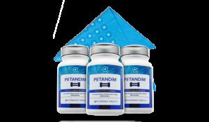 (3) Petandim + (1) Free LifeVantage Pet Bandana