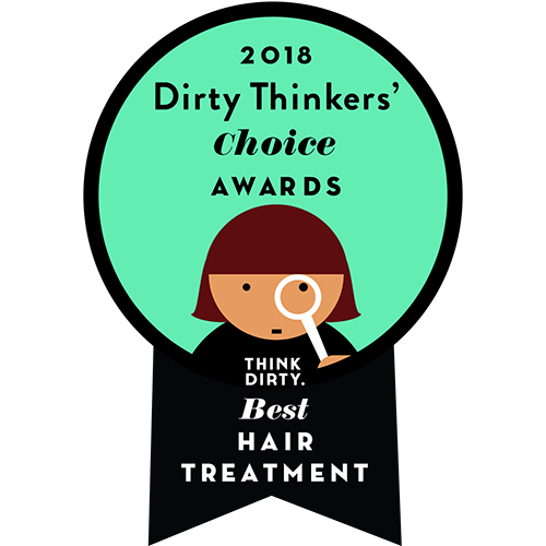 2018 Dirty Thinkers Choice Award winner