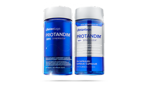 Bottles of Protandim Dual