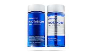 Bottles of Protandim NRF1 and Nrf2