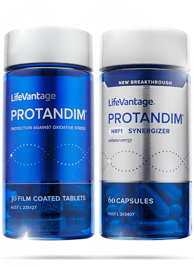 bottles of protandim dual synergies