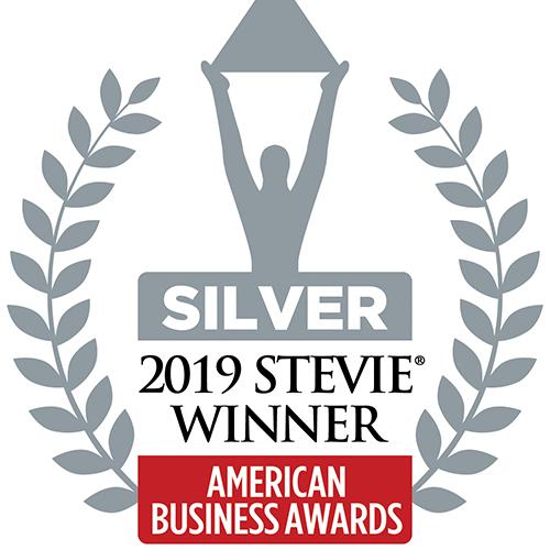 ABA 2019 Silver Stevie Award