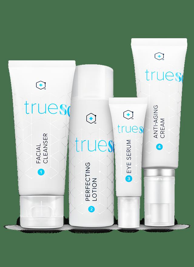 TrueScience Beauty System lineup