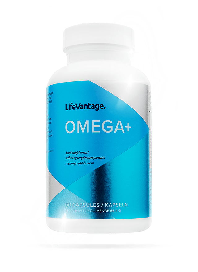Bottle of Omega+