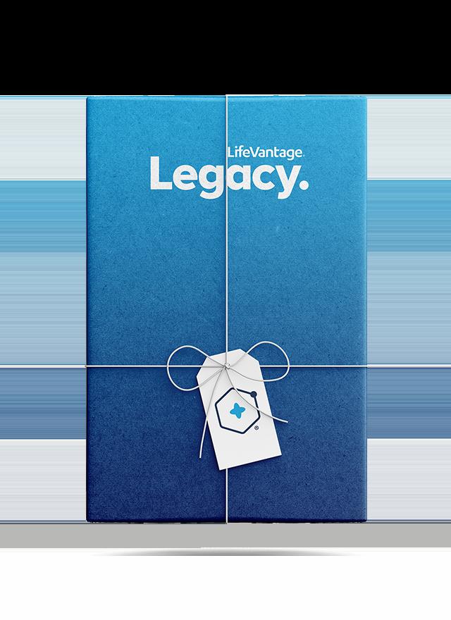 LifeVantage Legacy logo
