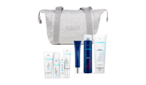 (1)TrueScience Beauty System, (1)TrueScience Hair Care System + (1)Free LifeVantage Designer Tote