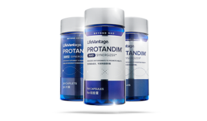Bottles of Protandim Tri-Synergizer