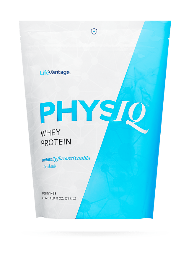 PhysIQ Protein bag
