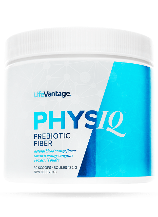 Bottle of PhysIQ Prebiotic