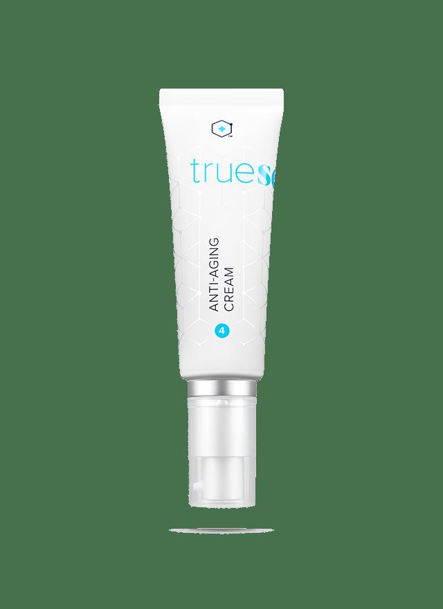 Anti Aging cream bottle