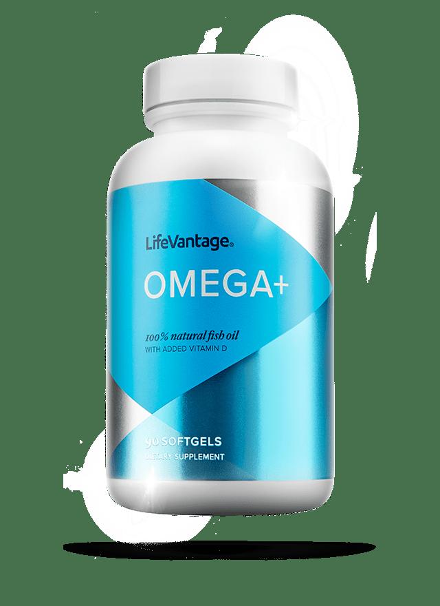 Omega bottle