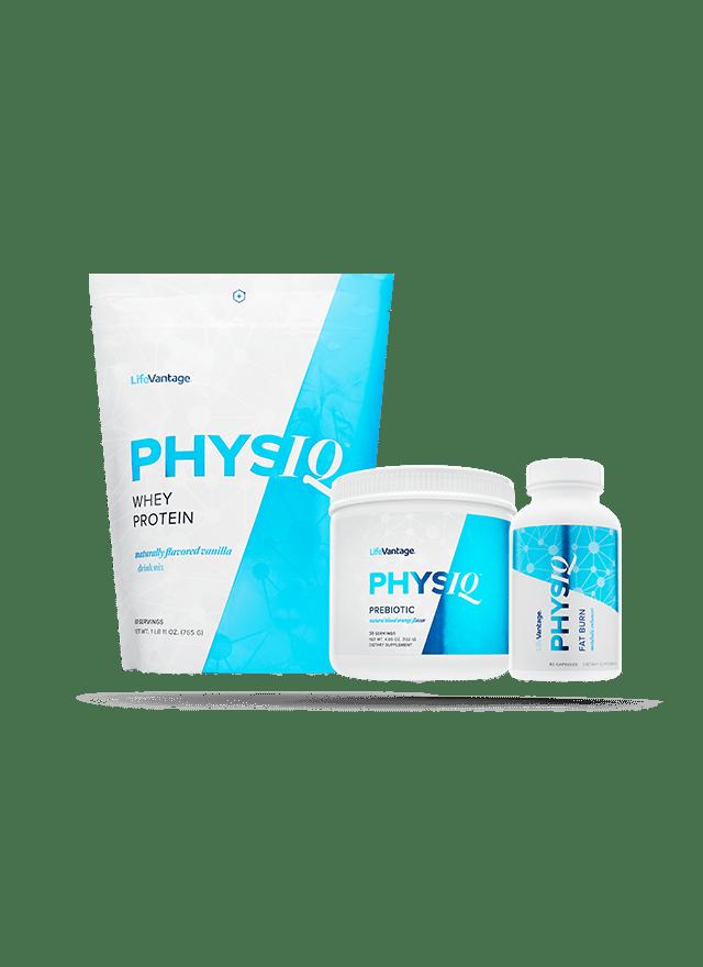 Physiq system lineup