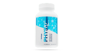 Bottle of PhysIQ Metabolic Enhancer