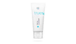 Bottle of TrueScience Facial Cleanser