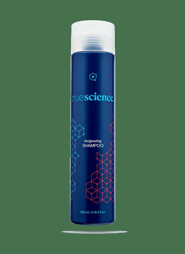 Bottle of TrueScience Nourishing Shampoo