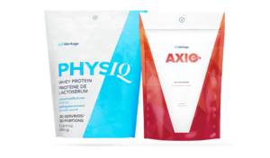 PhysiQ Protein Bag and AXIO bag