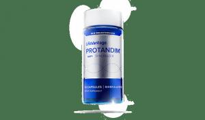 Bottle of Protandim NRF1