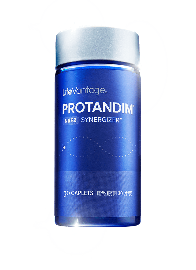 bottle of protandim nrf2 for billboard