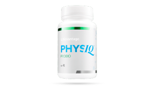 Bottle of PhysIQ Probio