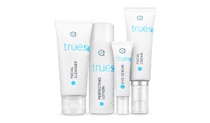 Bottle of Truescience Beauty System