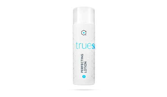 Bottle of Truescience Perfecting Lotion