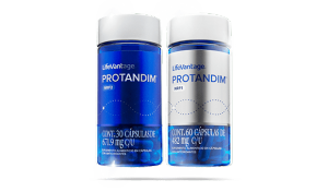 Bottle of Protandim Dual