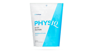 bottle of physiq protein