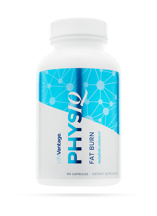 bottle of physiq fat burn