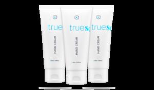 (3) TrueScience Hand Cream